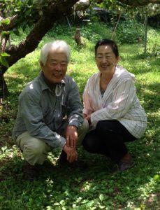 初代オーナー 土本鋼さん・照美さんご夫妻
